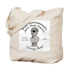 Talk Like a (Roman) Pirate Tote Bag