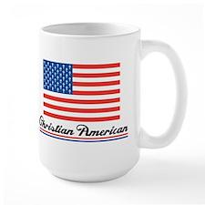 Christian American Mug