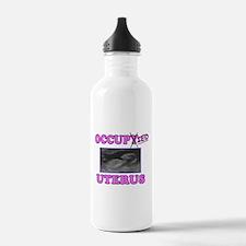OCCUPY UTERUS! Water Bottle