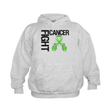 Fight Lymphoma Cancer Hoodie