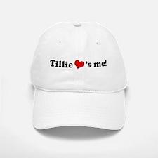 Tillie loves me Baseball Baseball Cap