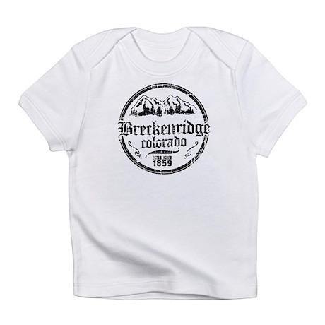 Breckenridge Distressed Circle Infant T-Shirt