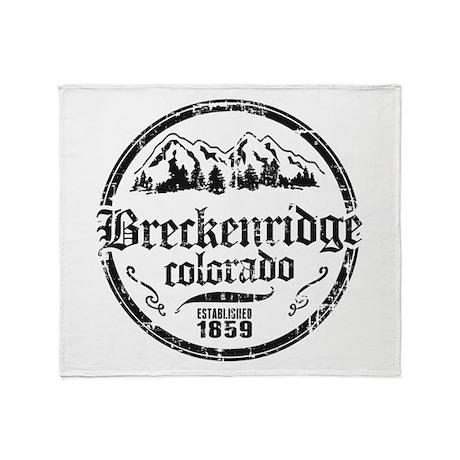 Breckenridge Distressed Circle Throw Blanket