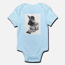 african wild dog 30001 Body Suit