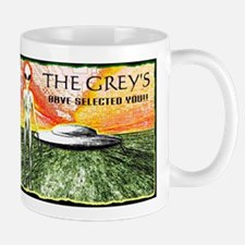 the greys have selected you Mug