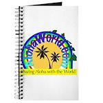 AlohaWorld Logo Journal