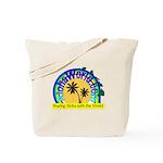 AlohaWorld Logo Tote Bag