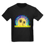 AlohaWorld Logo Kids Dark T-Shirt