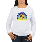 AlohaWorld Logo Women's Long Sleeve T-Shirt