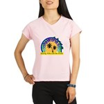 AlohaWorld Logo Performance Dry T-Shirt