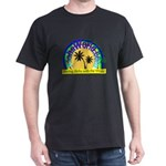 AlohaWorld Logo Dark T-Shirt