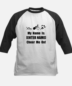 Tri Cheer Me [Personalize It! Tee