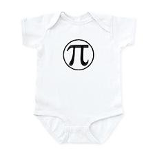 Pi Infant Bodysuit