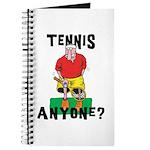 Funny Tennis Journal