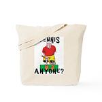 Funny Tennis Tote Bag