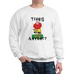 Funny Tennis Sweatshirt