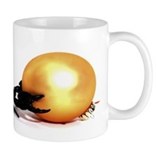 Stressed Killer Christmas Scorpion Mug