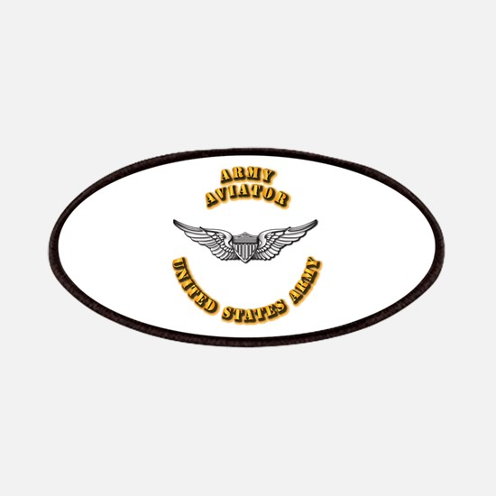 Army - Army Aviator Patches