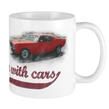 I still play with cars Mug