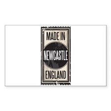 MADE IN NEWCASTLE Decal