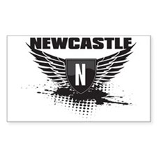 NEWCASTLE Decal