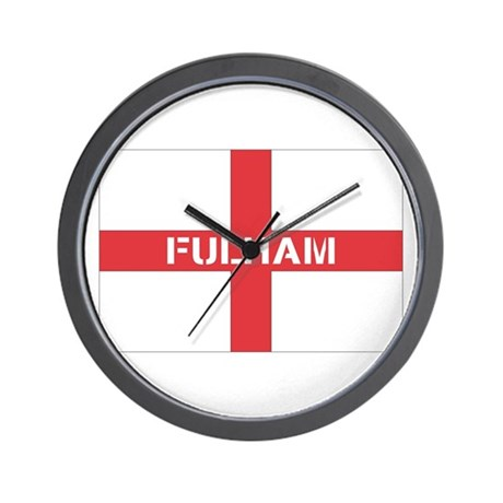 FULHAM GEORGE Wall Clock