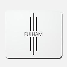 FULHAM STRIPES Mousepad