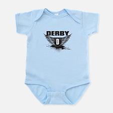 TRIBAL DERBY Infant Bodysuit