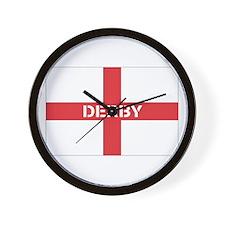DERBY GEORGE Wall Clock
