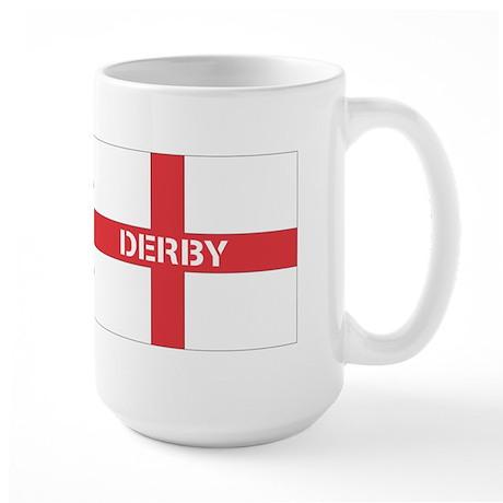 DERBY GEORGE Large Mug