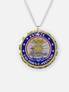 John Stennis Patch Only Necklace