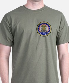 2-Sided USS Stennis T-Shirt