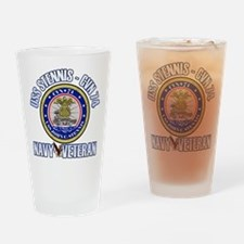 USS Stennis Drinking Glass