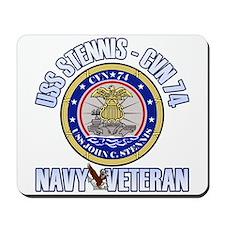 USS Stennis Mousepad