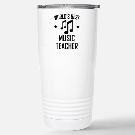Worlds Best Music Teacher Mugs