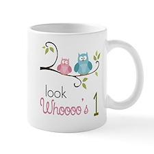 Custom Owl Birthday Mug