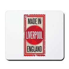 MADE IN LIVERPOOL Mousepad