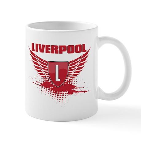 TRIBAL LIVERPOOL Mug