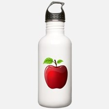Teachers Apple Water Bottle