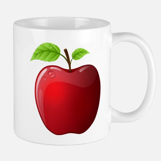 Teachers Apple Mug