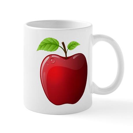 Teachers Apple Mug
