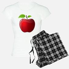 Teachers Apple Pajamas