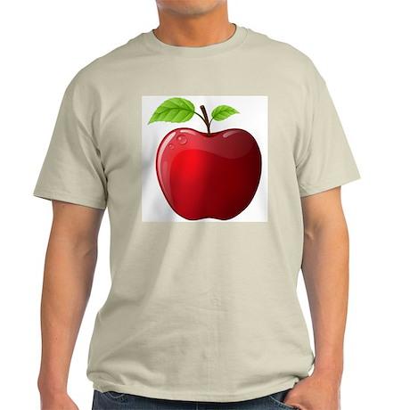 Teachers Apple Light T-Shirt
