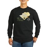 That's How I Rolling Pin. Long Sleeve Dark T-Shirt