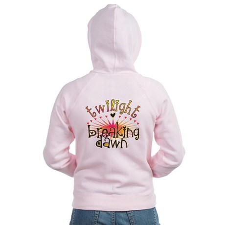 Breaking Dawn Women's Zip Hoodie