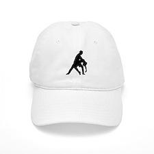 Dancing couple tango Baseball Cap