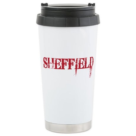 SHEFFIELD Stainless Steel Travel Mug