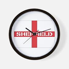SHEFFIELD GEORGE Wall Clock