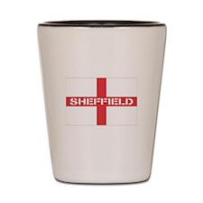 SHEFFIELD GEORGE Shot Glass