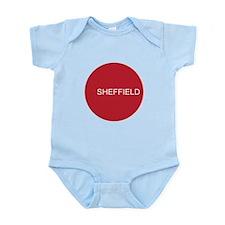 SHEFFIELD CIRCLE Infant Bodysuit